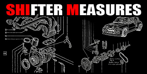 SHIFTER MEASURES