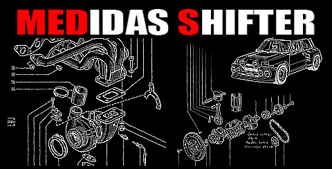 MEDIDAS SHIFTER